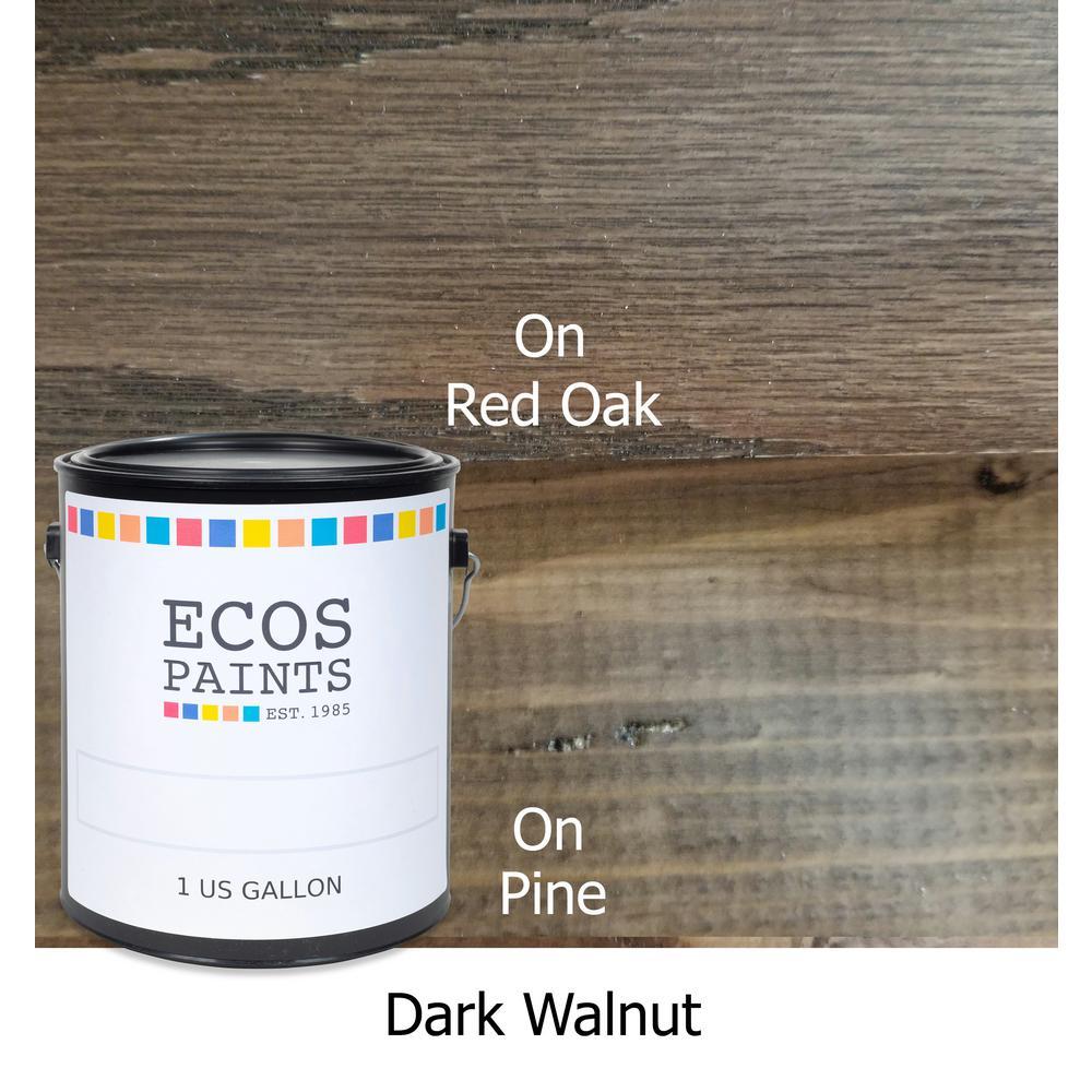 1 gal. Dark Walnut WoodShield Interior Stain