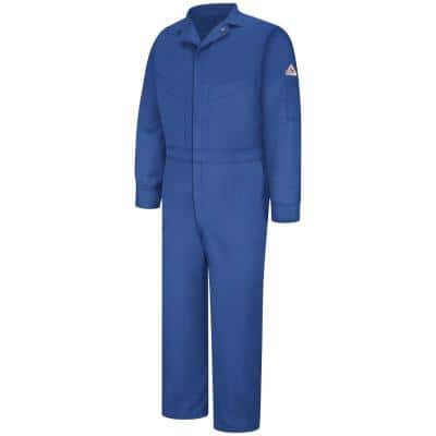 EXCEL FR ComforTouch Men's Size 50 (Tall) Royal Blue Deluxe Coverall