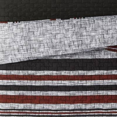 Warren Stripe Quilt Set