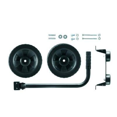 8 in. Never-Go-Flat Portable Generator Wheel Kit