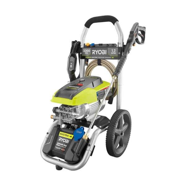 2300 PSI 1.2 GPM High Performance Electric Pressure Washer