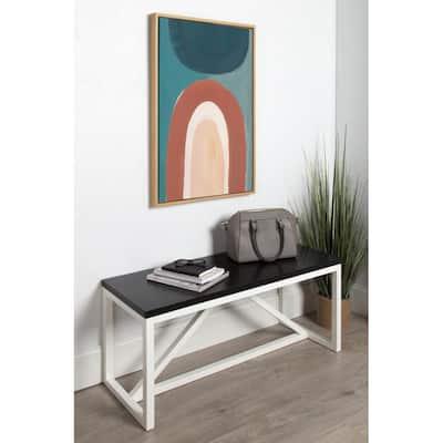 "Sylvie ""Teoitlan Valley Study 1"" by Kate Aurelia Studio Framed Canvas Wall Art"