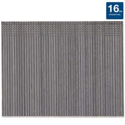 2 in. x 16-Gauge Finish Nail (1000 per Box)