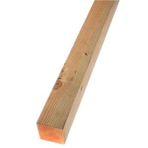 4 in. x 4 in. x 8 ft. Premium #2 and Better Douglas Fir Lumber