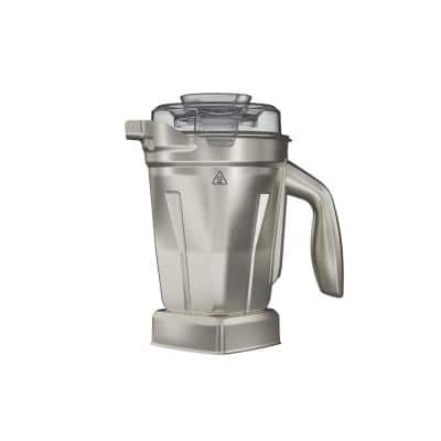 Stainless Steel 48 ounce Blender Container, fits all Vitamix machines , 0-speed control