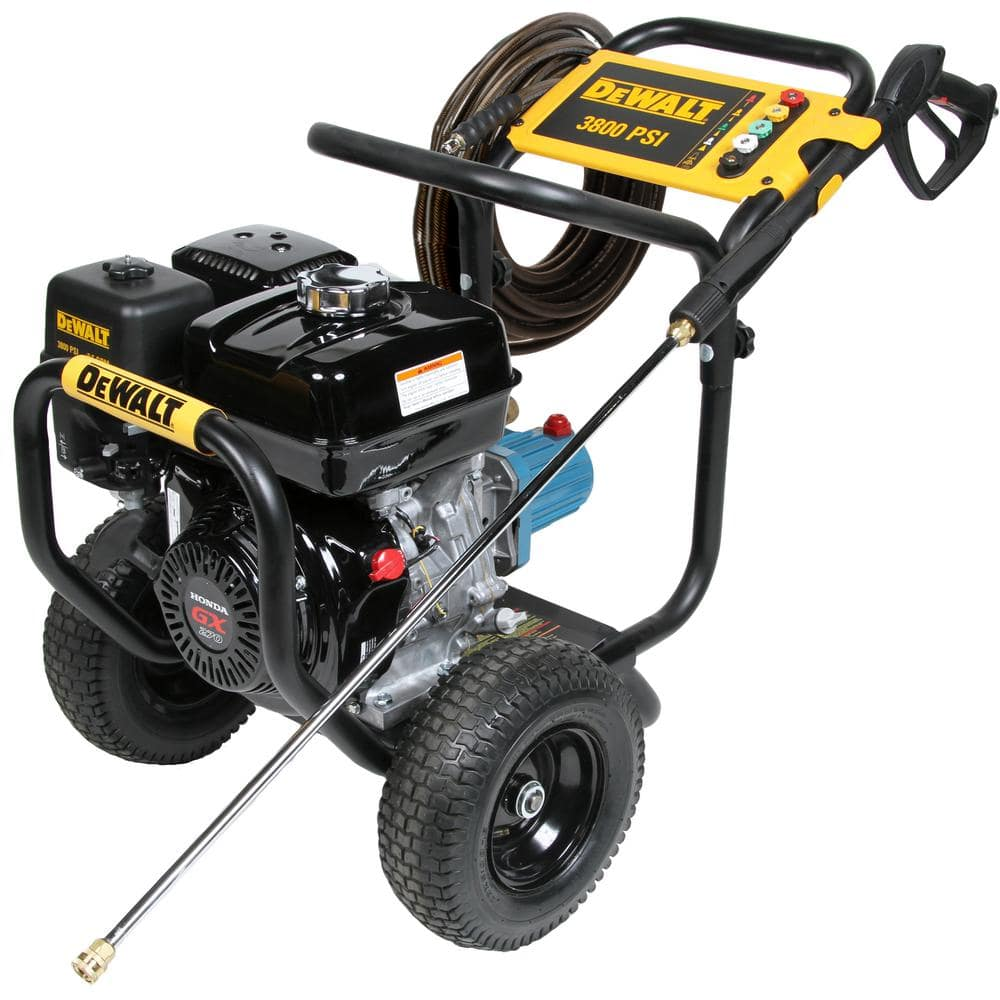 industrial power washers use