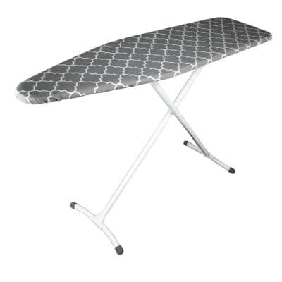 Contour Curved Foot Ironing Board in Gray