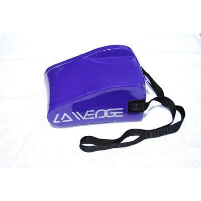 Purple Sea Pool and Beach Headrest and Accessory Bag
