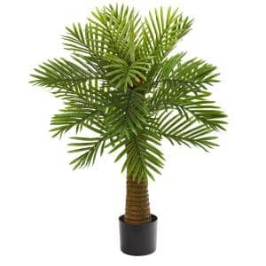 3 ft. Robellini Palm Artificial Tree