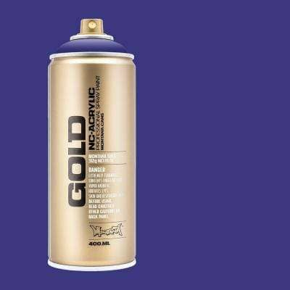11 oz. GOLD Spray Paint, Gonzo