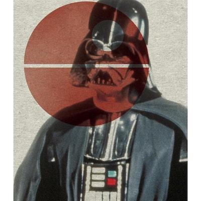 Black Darth Vader Tapestry