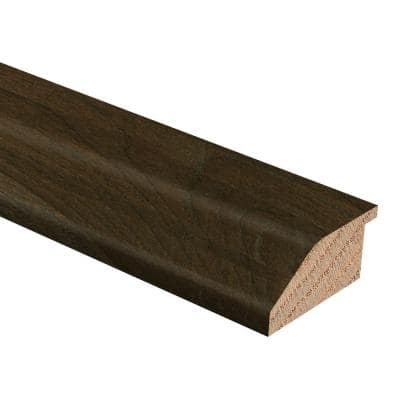 Hickory Heritage Grey 3/4 in. Thick x 1-3/4 in. Wide x 94 in. Length Hardwood Multi-Purpose Reducer Molding