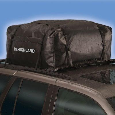 15 cu. ft. Waterproof Rooftop Cargo Bag with Storage Sack