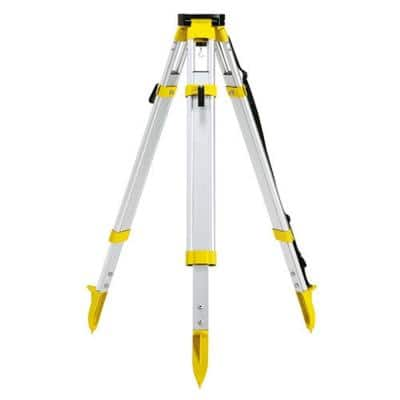 CTP104 Medium-Duty Aluminum Tripod with Fast-Clamps