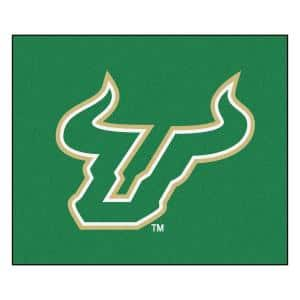 University of South Florida 5 ft. x 6 ft. Tailgater Rug