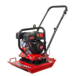 7 HP 4500-Pound Compaction Force Plate Compactor, CARB Compliant
