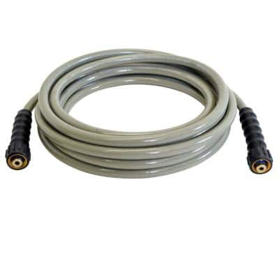 MorFlex M22 5/16 in. x 25 ft. 3700 PSI Cold Water Pressure Washer Hose