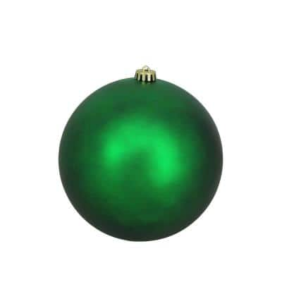 Prodbuy-Limited Set of 2 x 11cm Crackle Glazed Ceramic Decorative Garden Balls Spheres Ornaments
