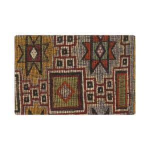Kilim Multi-Color Accent Wool Pillow Cover