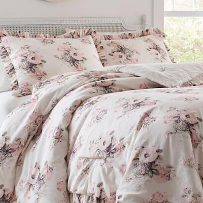 Viola Cotton Comforter Set