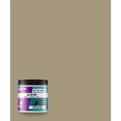 1-Pint Pebble Furniture, Cabinets, Countertops and More Multi-Surface All-In-One Interior/Exterior Refinishing Paint