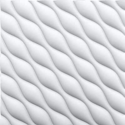 Desert 2 ft. x 2 ft. Seamless Foam Glue-up Wall Panel (48 Sq. Ft. / Pack)