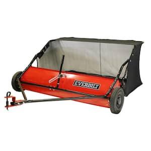 48 in. 15 cu. ft. Lawn Sweeper