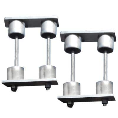Fusion Connectors for QPF-495 Floating Aluminum Docks
