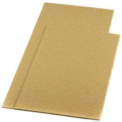 4 ft. x 8 ft. Standard-Duty Temporary Floor Protection Sheet (500/Pallet)