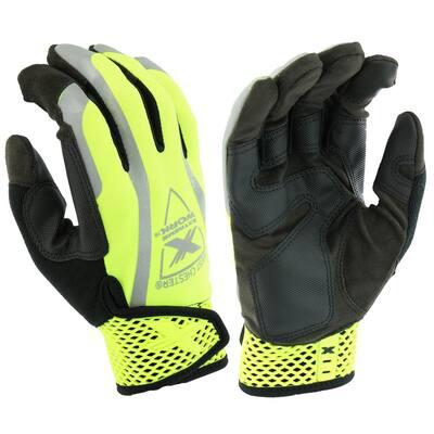 Men's Medium Hi-Vis Work Glove