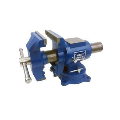 4-7/8 in. Rotating Vise