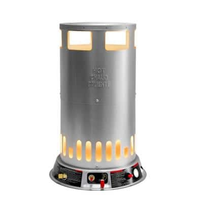 50K - 200K BTU Propane Convection Heater