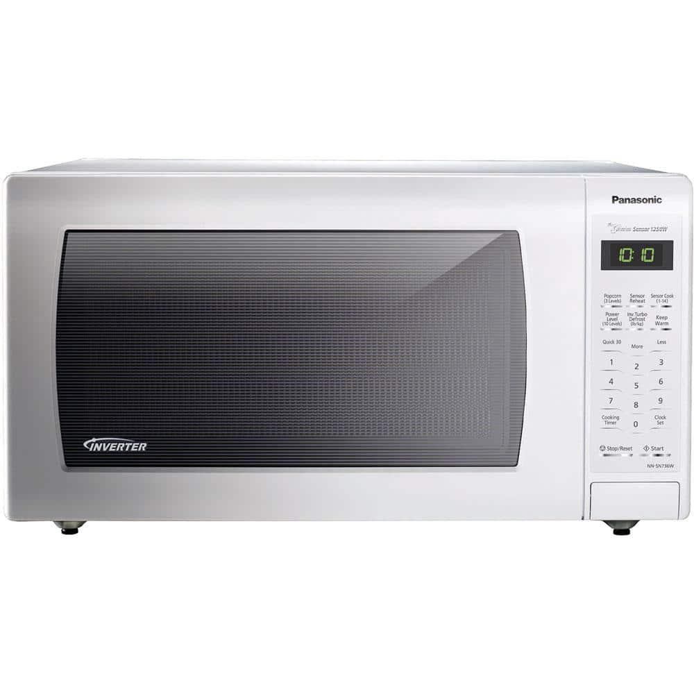 Panasonic 1 6 Cu Ft Countertop