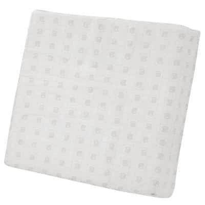 23 in. W x 20 in. D x 4 in. Thick Rectangular Outdoor Lounge Chair Back Foam Cushion Insert