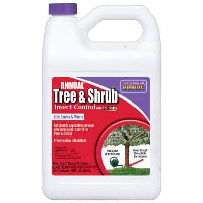 1 Gal. Annual Tree and Shrub Insect Control Conc (2-Pack)