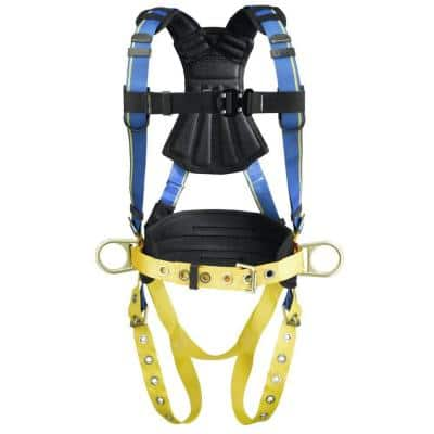 Upgear Blue Armor 2000 Construction (3 D-Rings) XXL Harness