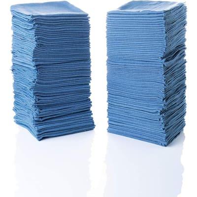 Blue Shop Towels (50-Pack)