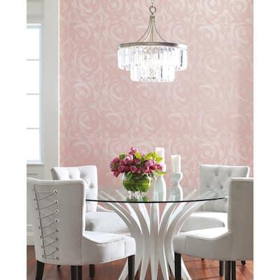 Lavish Wallpaper 60.75 sq. ft.