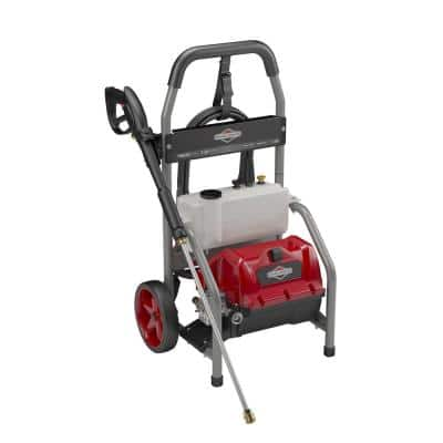 1800 PSI 1.2 GPM Electric Pressure Washer with Universal Motor