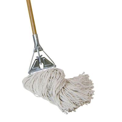 Jobsite #32 Heavy-Duty Wet String Mop