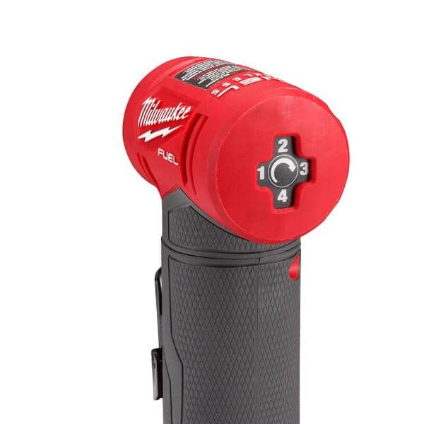 """0 12 V 1//4/"""" Straight Die Grinder Disponible maintenant! Milwaukee M 12 fdgs corps seulement"""