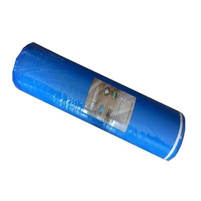Laminate Flooring Blue Foam Underlayment 3 mm T x 3.3 ft. W x 61 ft. L (200 sq. ft. / roll)