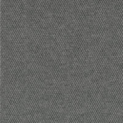 Peel and Stick Caserta Sky Grey Hobnail 18 in. x 18 in. Residential Carpet Tile (10 Tiles/Case)