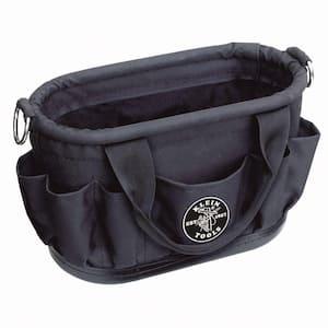 15.5 in. 7-Pocket Tool Bag