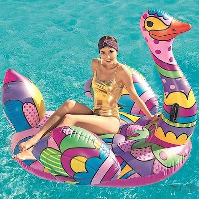 Pop Ostrich Pool Float