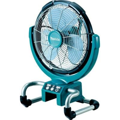 18-Volt LXT Lithium-Ion 13 in. Cordless Job Site Fan (Tool-Only)