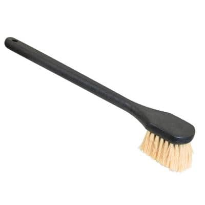 20 in. Tampico Gong Brush