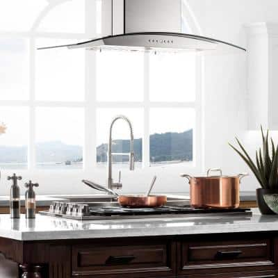 ZLINE 30 in. Dropin Gas Stovetop in Black Porcelain with 4 Gas Burners (RC30-PBT)