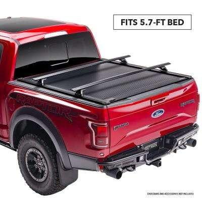 """ONE XR Tonneau Cover - 15-19 Ford F150 SuperCrew/SuperCab 5'7"""" Bed"""