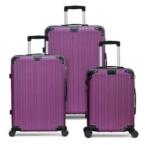 HIKOLAYAE Escape Luggage Spinner Set - Lavender Purple